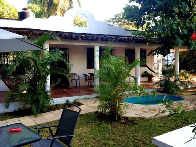Casa Vacacional en Puerto Arista.