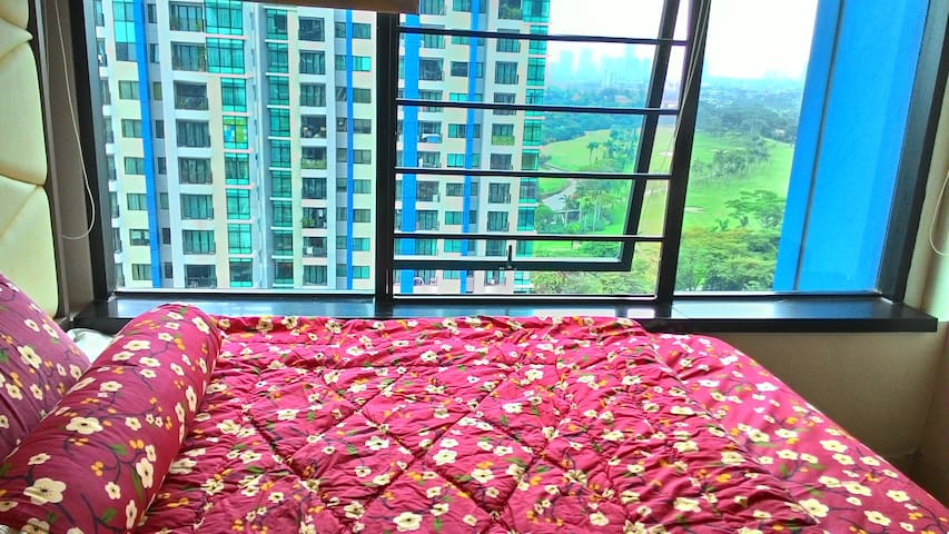 2BR Simply Clean Apartment in Commercial Area - Cilandak - Apartment