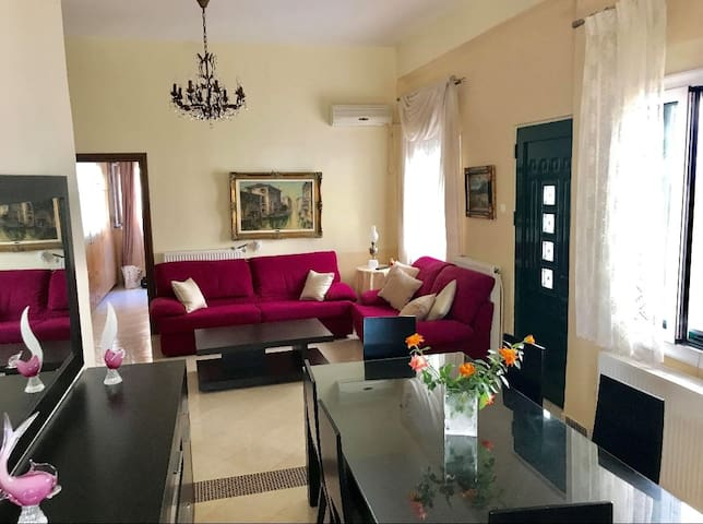 Stunning 1 Bed flat in Vonitsa  15' from Lefkada