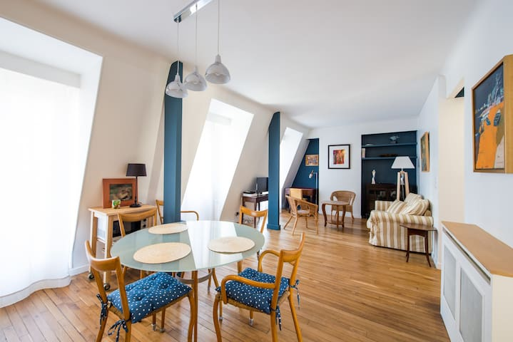 Cosy apartment rue de Passy