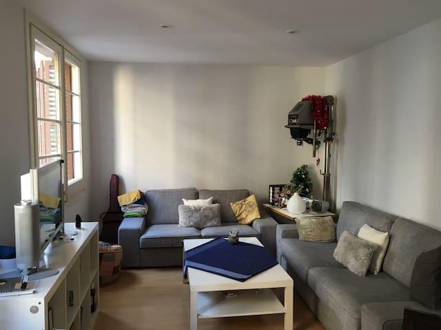 Habitación en Barcelona - Barcelona - Apartament