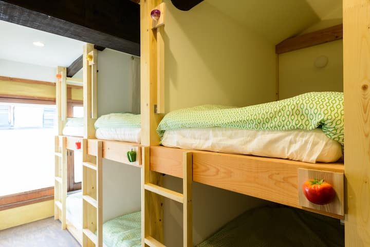 15 mins from Kyoto St./Female dorm for 1 single