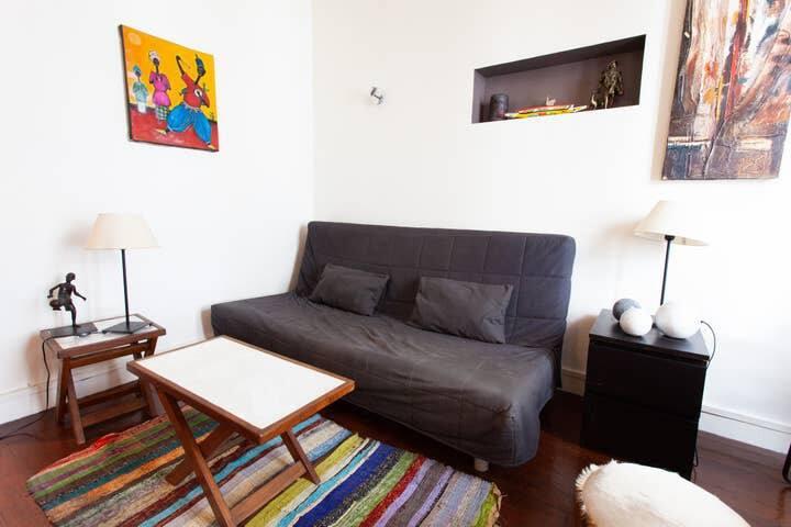 Magnifique appartement à deux pas de Paris