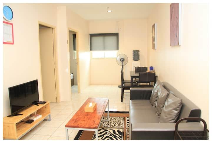 Queen Victoria Apartment Batam (2BR 21a Floor)