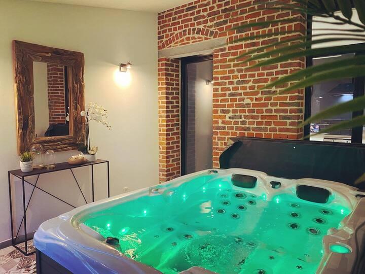 Appartement Spa «La Suite» by Spaona!