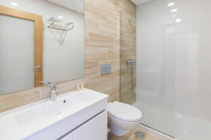 Central Suites 3 - Quarto privado 3