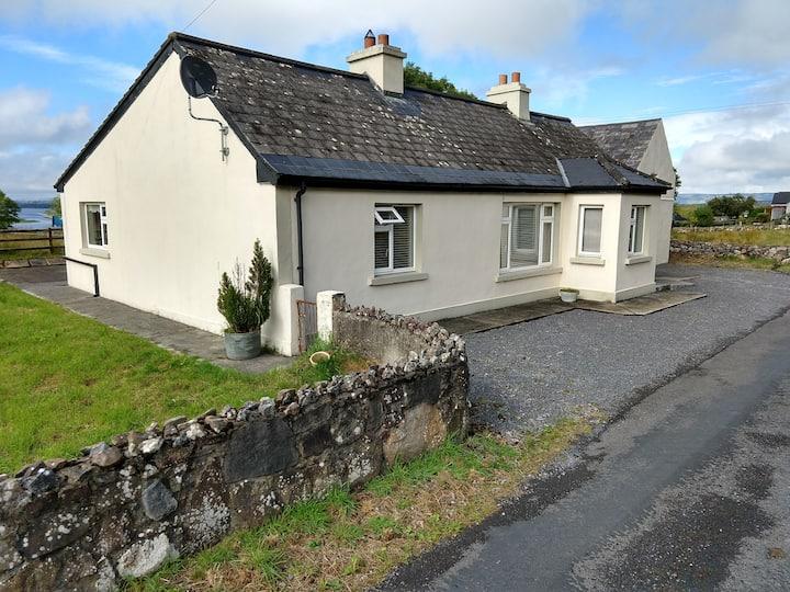 Beautiful house overlooking Lough Arrow Co. Sligo