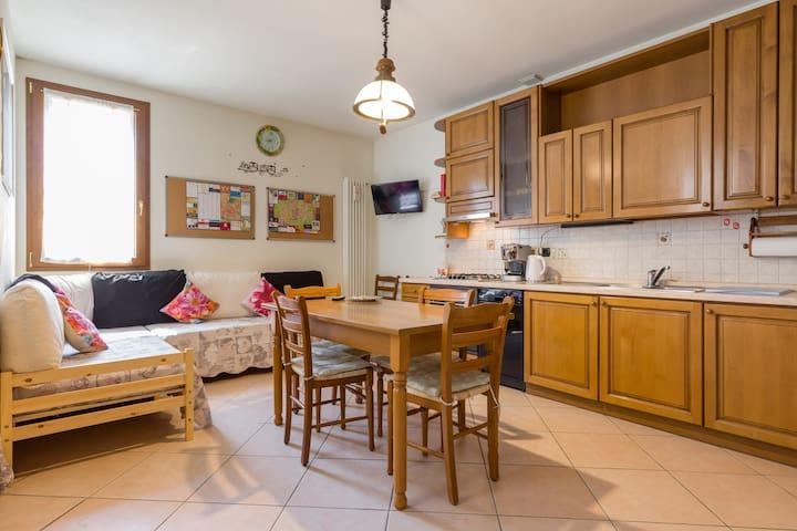 Appartamento Acero Rosso