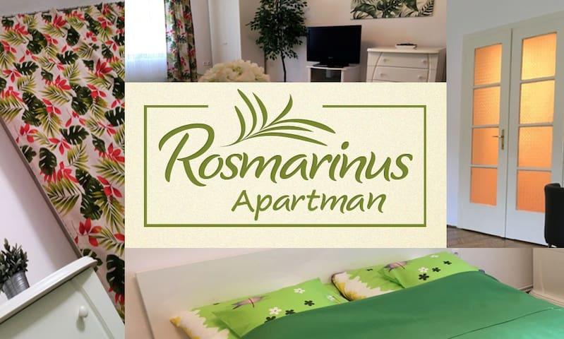 Rosmarinus Apartman - Pécs - Condominium