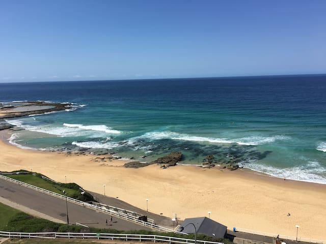 Newcastle beach appartment - Newcastle - Daire