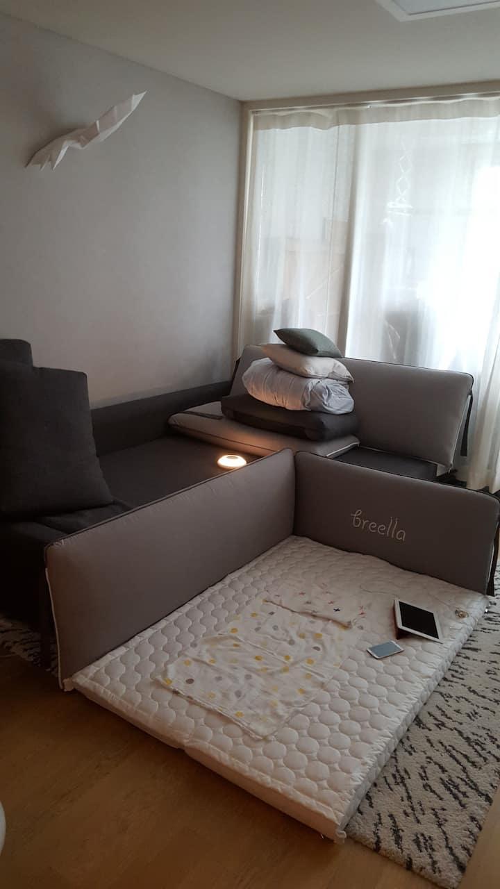 Room share in Gangnam
