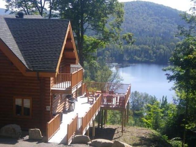 Martine - Lake Access Chalet - Mont Tremblant - Saint-Faustin--Lac-Carré - Chalet