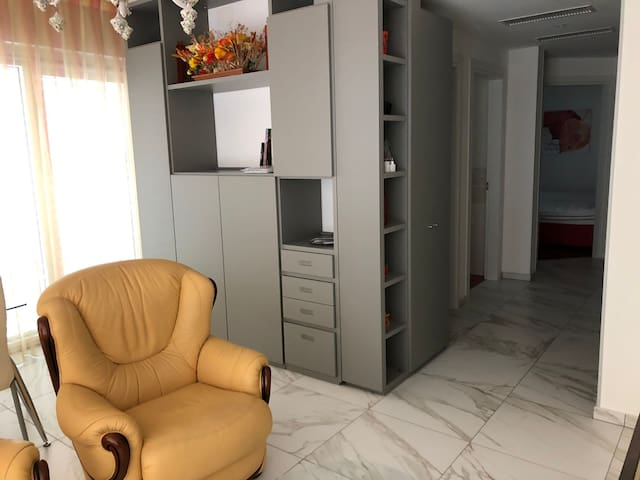 Three-room in Lugano business centre (Il Parco 14)