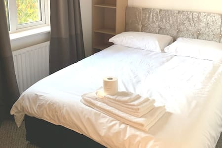 Private Double room in Dublin