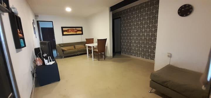 Casa tranquila en Arguello