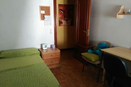 Habitación Madrid Río - Madrid - Apartment
