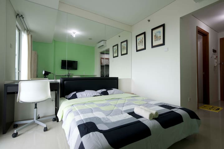 The Cozy Hive - New Apartment in South Jakarta - Jakarta-Zuid - Appartement