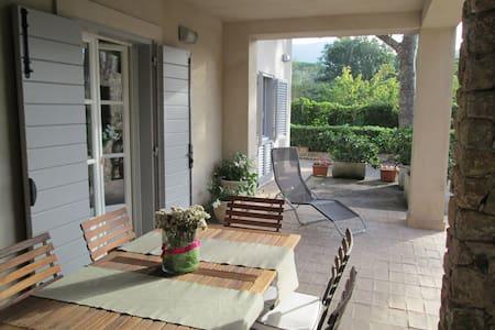 SUL MARE ACCOGLIENTE APPARTAMENTO - Porto Santo Stefano - Apartamento