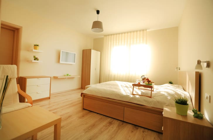 THE GREEN APARTMENT in the FOREST - Bitola - อพาร์ทเมนท์