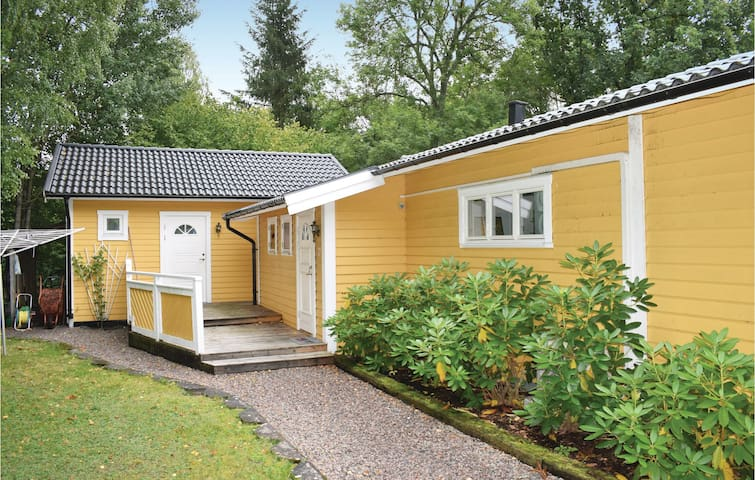 Holiday cottage with 3 bedrooms on 85m² in Gränna