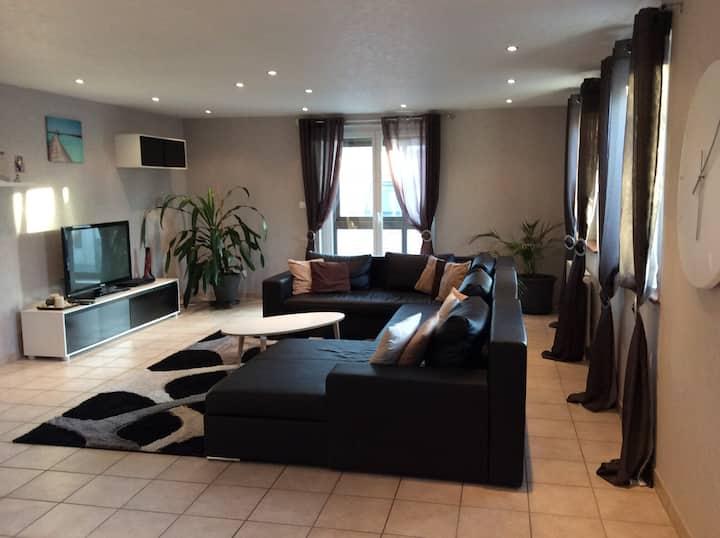 Appartement proximité de Europa-park et Strasbourg