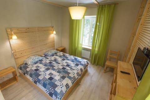 Апартамент для 1-3 человек.