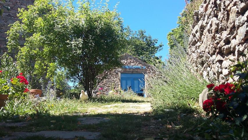 LA BUTINERIE, entre Cévennes et Margeride