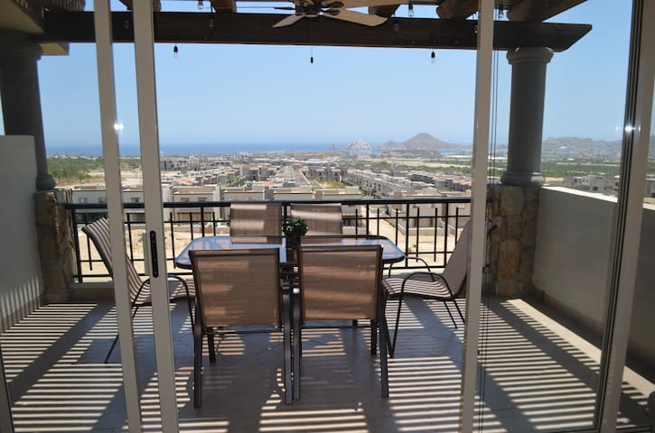 New 3 bedroom penthouse at Cabo del Mar