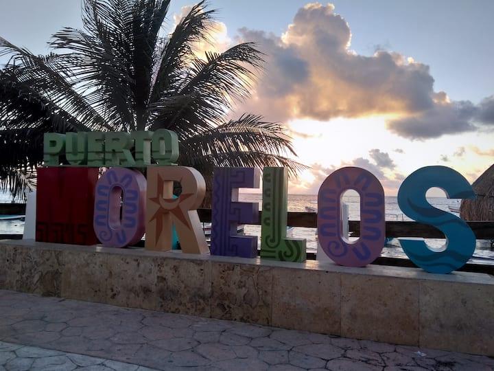 Puerto Morelos Apartment