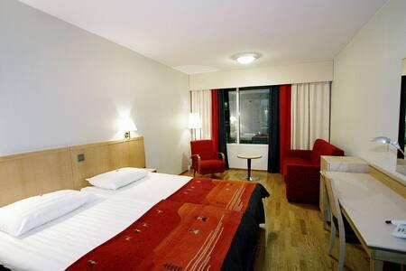 Hotellihuone Scandic, maksettu etukäteen - Rovaniemi