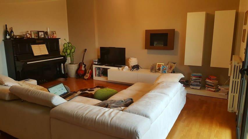 spazioso e comodo al centro - Reggio Emilia - Apartment