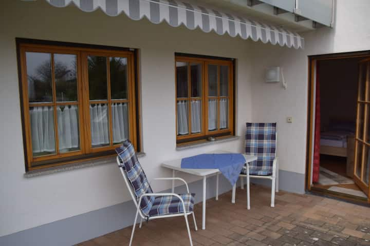 """Apartment """"Möhrle"""" with Mountain View, Terrace & Wi-Fi; Parking Available"""