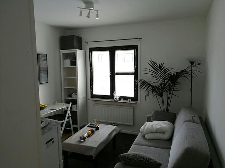 Nice as New independant  studio in Stockholm