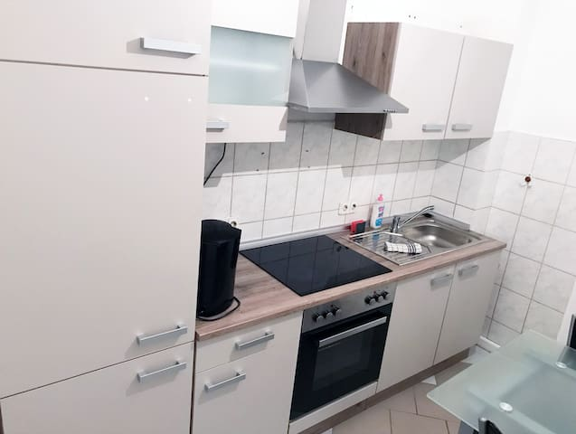 Two rooms apartment 56m² in Bochum-centre