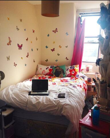 Pretty Room in cosy flat Fulham/Hammermsith - Londen - Appartement