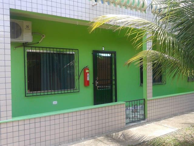Apartamento próximo à Avenida da Amizade/aeroporto - Leticia - Lejlighed