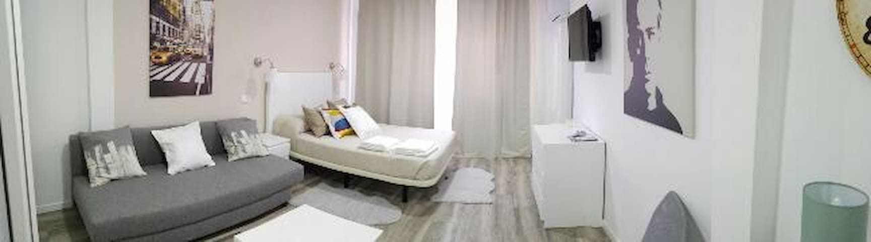 Your Own studio in Madrid 301 - Madrid - Apartemen