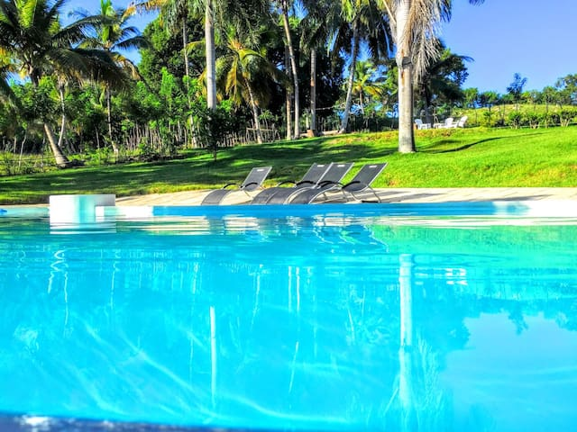 Newly-remodeled Mountain Beach home - Sosúa - บ้าน