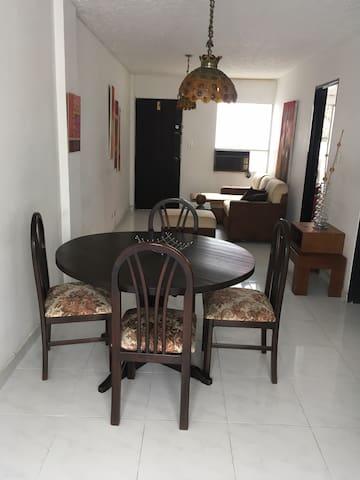 Cali - zona hotelera Barrio peñon- 3 piso