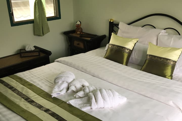 Thailand Guest House - Double Room 3 (In Old City)