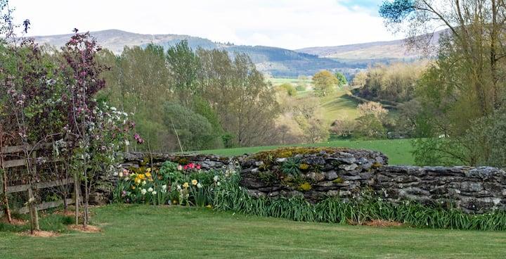 The Berwyn-cosy countryside bolthole