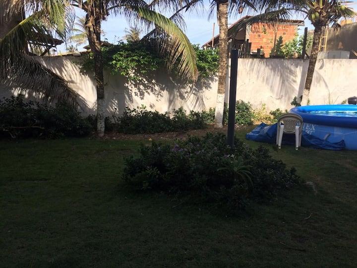 Casa na Praia de Ipitanga