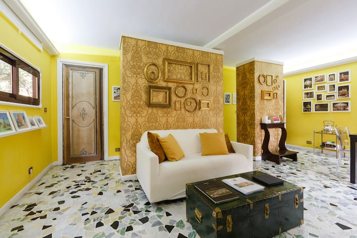 Art Boutique Home & Terrace - Roma - House