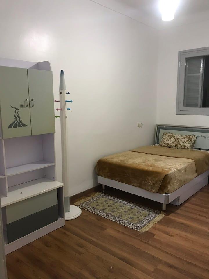 Chambre calme à prix mini