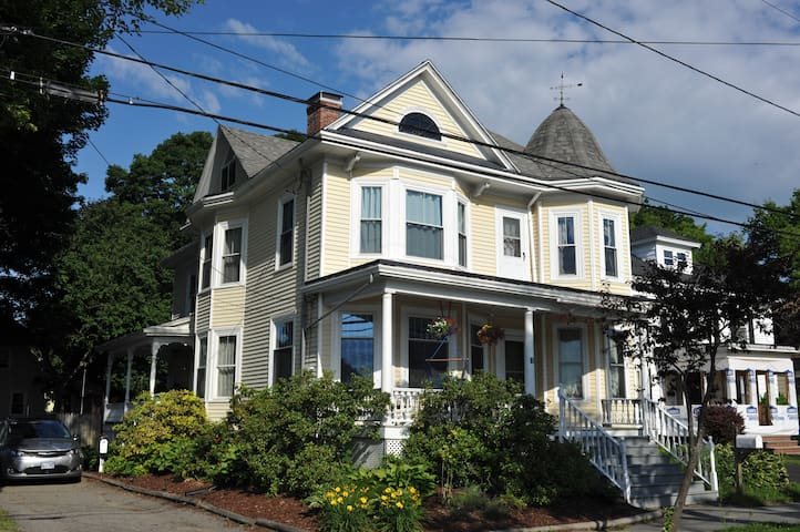 Historic Bangor Home with EV charger