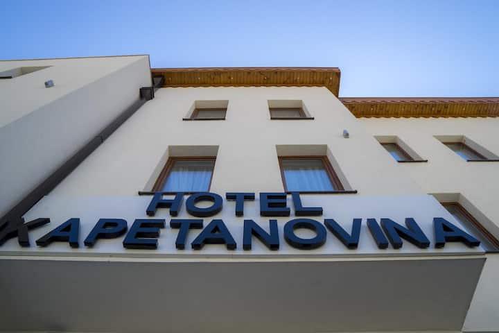 "Hotel Kapetanovina ""Single room"""