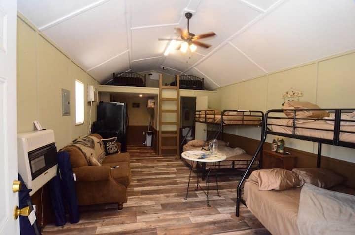Steve's Lake D'Arbonne cabins rentals