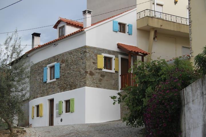 Guesthouse Arco Iris Amieira