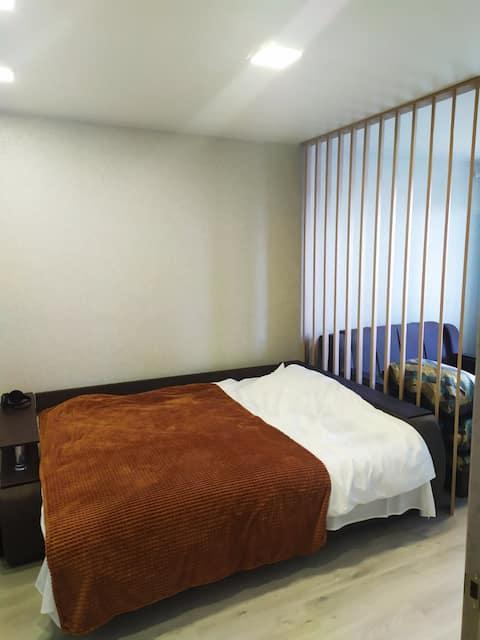 Новая квартира на Соколе
