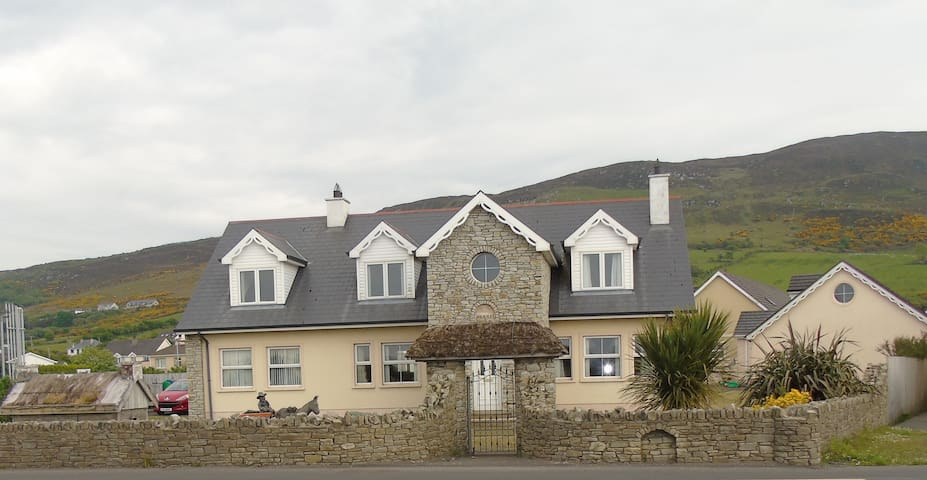 Donegal beach house